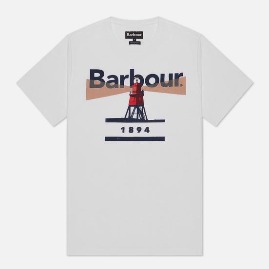 Мужская футболка Barbour Beacon 94 White