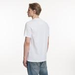 Мужская футболка Barbour Beacon 94 White фото- 4