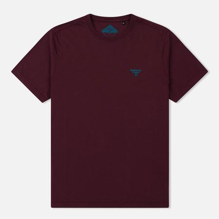 Мужская футболка Barbour Beacon Merlot