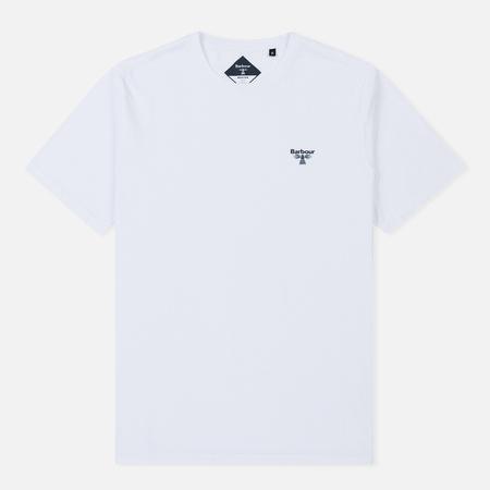 Мужская футболка Barbour Beacon White