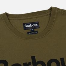 Мужская футболка Barbour Country Mid Olive фото- 1
