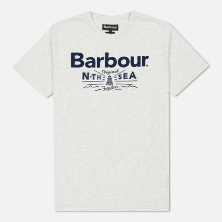 Мужская футболка Barbour Cove Ecru Marl