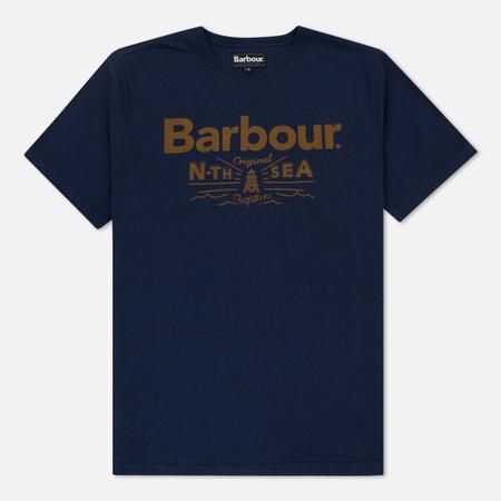 Мужская футболка Barbour Cove Regal Blue