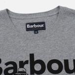Мужская футболка Barbour Fisherman Grey Marl фото- 1