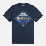Мужская футболка Barbour Gundog Navy фото- 0