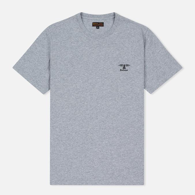 Мужская футболка Barbour Heritage Standards Grey Marl