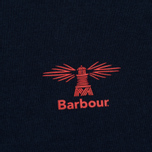 Мужская футболка Barbour Heritage Standards Navy фото- 2