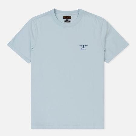 Мужская футболка Barbour Heritage Standards Pastel Blue