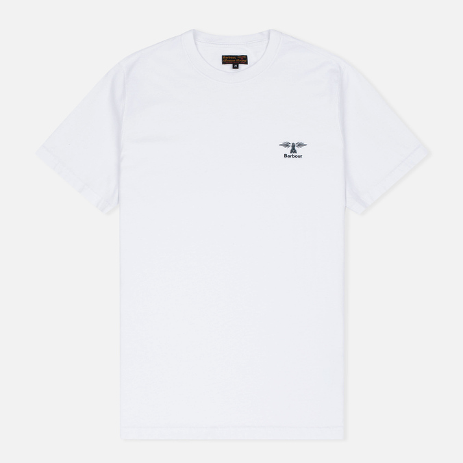 Barbour Heritage Standards Men's T-shirt White