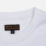 Barbour Heritage Standards Men's T-shirt White photo- 3