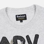 Barbour International Adventure Men's T-shirt Ice Marl photo- 1