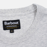 Barbour International Adventure Men's T-shirt Ice Marl photo- 3