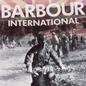 Мужская футболка Barbour International Archive Biker Merlot фото - 2