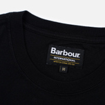 Мужская футболка Barbour International Flags Black фото- 2
