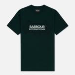 Barbour International Flags Men's T-shirt Seaweed photo- 0