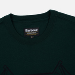 Мужская футболка Barbour International Flags Seaweed фото- 1