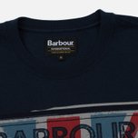 Мужская футболка Barbour International Jack Navy фото- 1