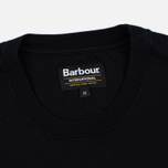 Barbour International Rider Men's T-shirt Black photo- 1