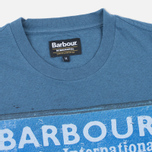 Мужская футболка Barbour International Rider Blue фото- 1