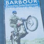 Мужская футболка Barbour International Rider Blue фото- 2