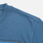 Мужская футболка Barbour International Rider Blue фото- 3