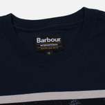 Мужская футболка Barbour International Trophy 36 Navy фото- 1