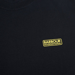 Barbour Intertanional Small Logo Men's T-shirt Black photo- 2