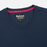 Мужская футболка Barbour Intertanional Small Logo Navy фото- 1