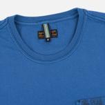 Мужская футболка Barbour Major Oxbridge Blue фото- 1