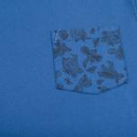 Мужская футболка Barbour Major Oxbridge Blue фото- 2