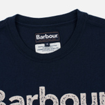 Мужская футболка Barbour North Sea Outfitters Navy фото- 1