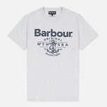 Barbour North Sea Outfitters Men's T-shirt Salight photo- 0