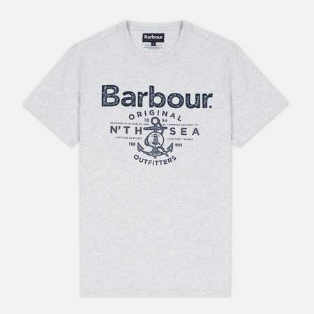 Мужская футболка Barbour North Sea Outfitters Salight