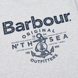 Barbour North Sea Outfitters Men's T-shirt Salight photo- 3