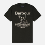 Мужская футболка Barbour Outdoor Forest фото- 0