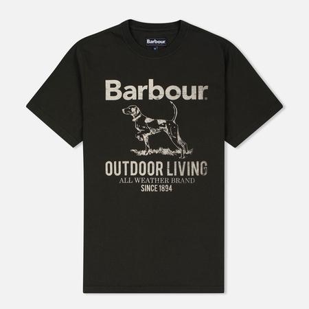Barbour Outdoor Men's T-shirt Forest