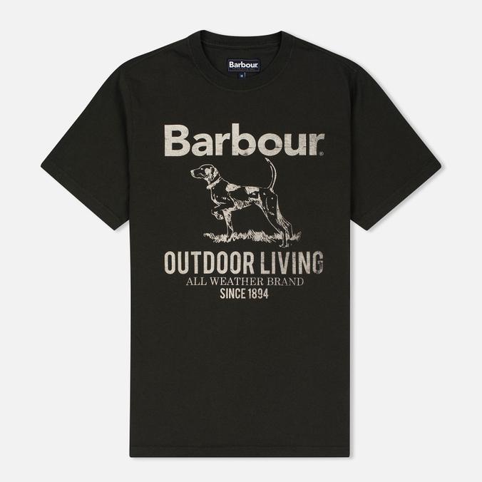 Мужская футболка Barbour Outdoor Forest
