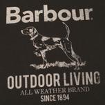 Barbour Outdoor Men's T-shirt Forest photo- 2