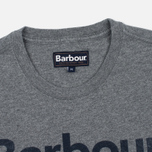 Barbour Outdoor Men's T-shirt Grey Marl photo- 1