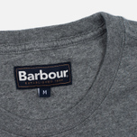 Barbour Outdoor Men's T-shirt Grey Marl photo- 3
