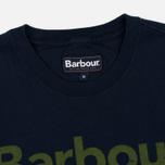 Мужская футболка Barbour Outdoor Navy фото- 1