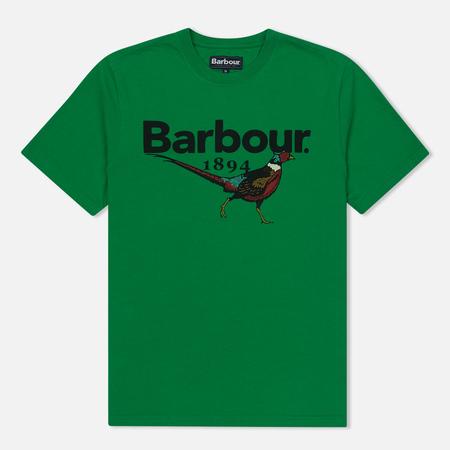 Мужская футболка Barbour Pheasant Fresh Green