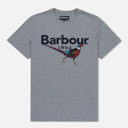 Мужская футболка Barbour Pheasant Grey Marl