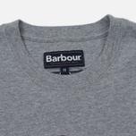 Мужская футболка Barbour Pheasant Grey Marl фото- 1