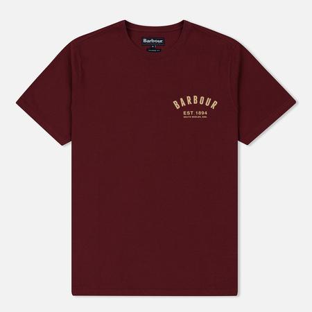 Мужская футболка Barbour Preppy Ruby