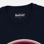 Мужская футболка Barbour Quality Navy фото- 1