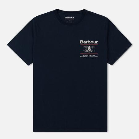 Мужская футболка Barbour Reed Navy