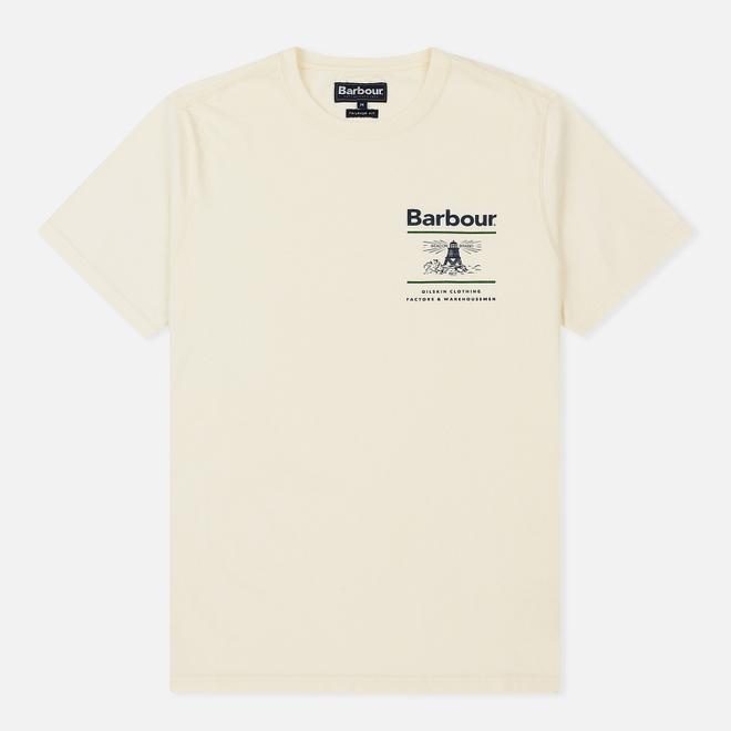 Мужская футболка Barbour Reed Neutral