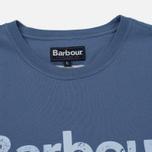 Мужская футболка Barbour Sailboat Admiral Blue фото- 1