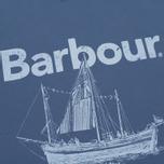 Мужская футболка Barbour Sailboat Admiral Blue фото- 2